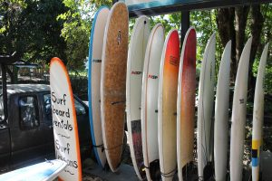 Surf Camp Costa Rica - Surfboards